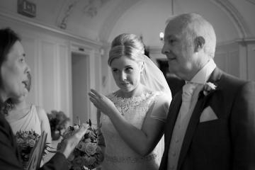 Bride at Barnett Hill